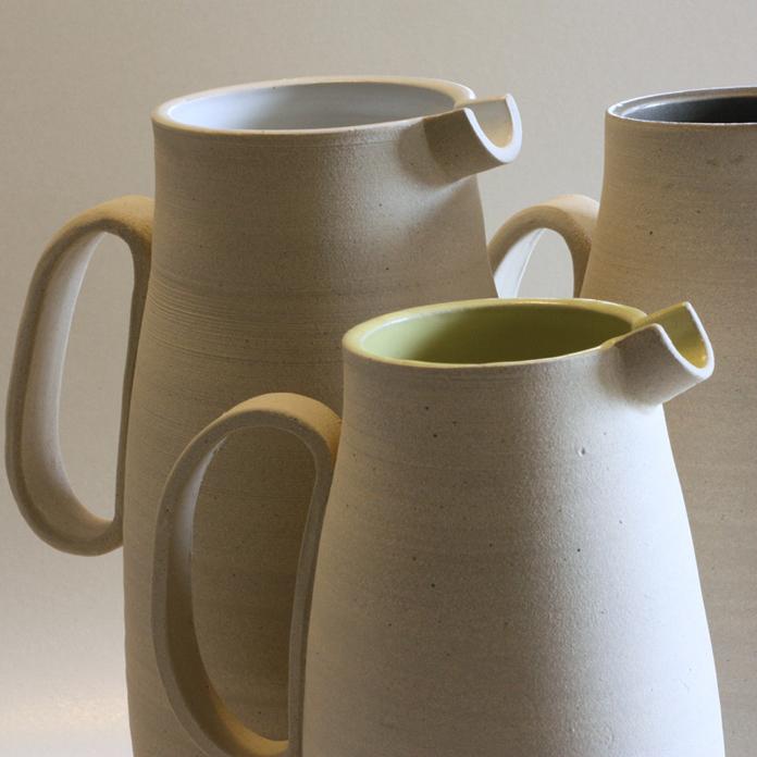 carafe ceramique design epure geraldine k