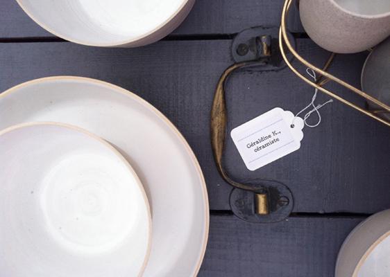 bols blancs ceramique design geraldine k ceramiste