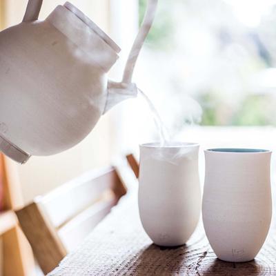 theiere gobelets ceramique design geraldine k ceramiste