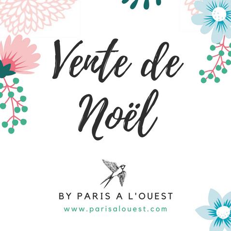 vente Paris à l'ouest