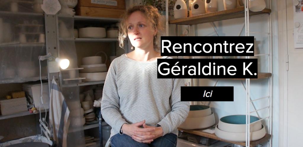 Geraldine k ceramiste by Solybox